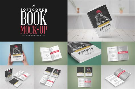 book layout mockup book mock up softcover edition pune design