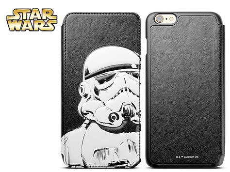Stroomtrooper Custom Iphone 6 6s iphone 6 plus 6s plus wars stormtrooper leather flip