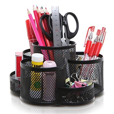 rotating desk organizer pencil rotating desk organizer