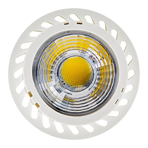 Led Len Gu10 by Gu10 Led Bulb Warm White 3000k Multifaceted Lens With