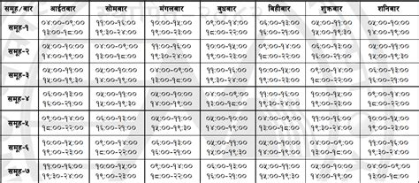 Pokhara Load Shedding Schedule by Loadshedding Schedule In Nepal Update From 2071 01 31