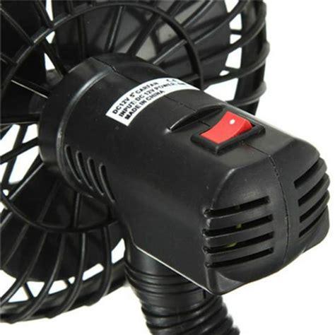 Kipas Angin Mobil Di Lighter 12volt Fan kipas angin kecil dc 12 volt langsung colok lighter mobil leher kipas fleksible