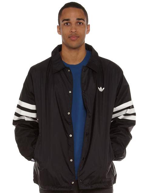 adidas nigo  adidas  coaches jacket  black