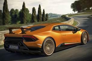 2018 Lamborghini Huracan Performante   HiConsumption