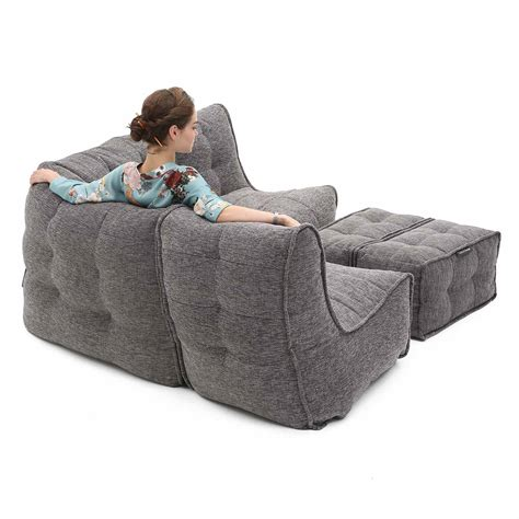 modular bean bag sofa corner bean bag sofa infosofa co