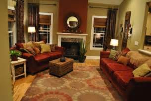cozy open concept living our open floor plan cozy and inviting through warm tones and
