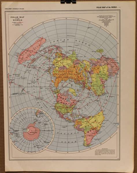 flat earth maps  flat earth