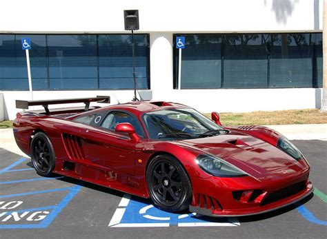 saleen  twin turbo competition review top speed
