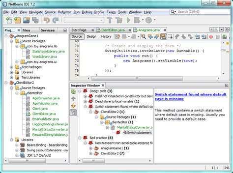 java swing torrent ilcorsaronero info netbeans 7 2 all tntvillage