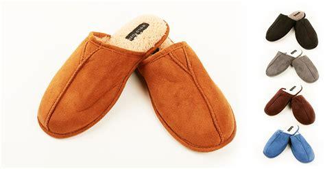 Comfort Colors Com Men S Goldtoe Comfort Closed Toe Slippers 5 Colors
