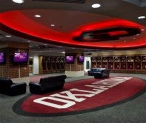 Switzer Locker Room by College Sports Facilities Populous