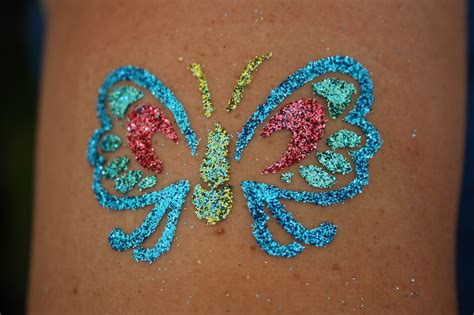 glitter tattoos 90 cool glitter tattoos