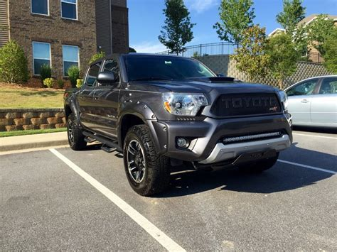2015 tacoma lights 2015 tacoma xsp x country 30in cree light bar