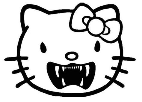 Zombie Fensteraufkleber by Hello Kitty Vire Zombie Decal Sticker You Pick Color
