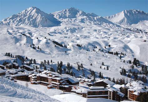 Station de ski La Grande Plagne Alpes du Nord Savoie Vacances