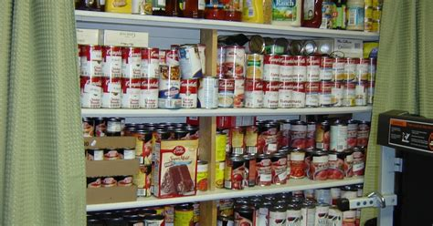 Lds Food Pantry by Prepared Lds Family Pictures Of Food Storage Shelves Pantries And Rooms