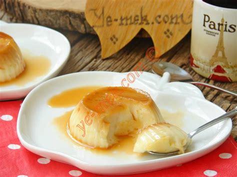 soslu brek tarifi kolay resimli yemek tarifleri karamel soslu muhallebi tarifi nasıl yapılır resimli