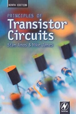 transistor books principles of transistor circuits book by s w amos 7 available editions half price books