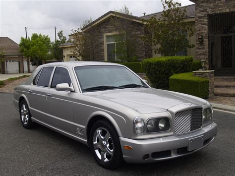 2004 BENTLEY ARNAGE T 4 DOOR SEDAN   157675