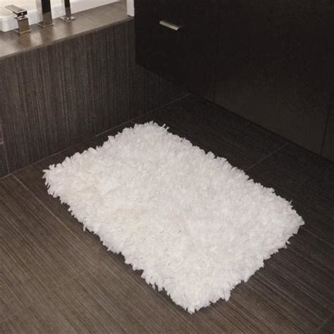 black bathroom rug amazon com fhe group tissue rug bath mat 30 by 20