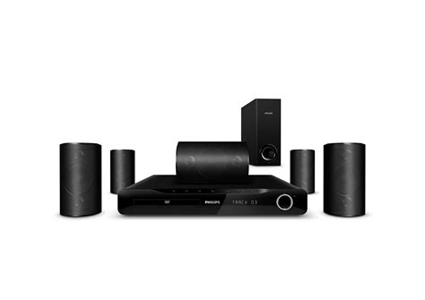 Home Theater Nuage 5 1 home theater 5 1 hts3510 55 philips