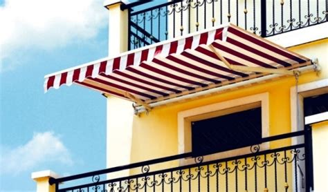 The matching awnings for balcony select ? 17 beautiful
