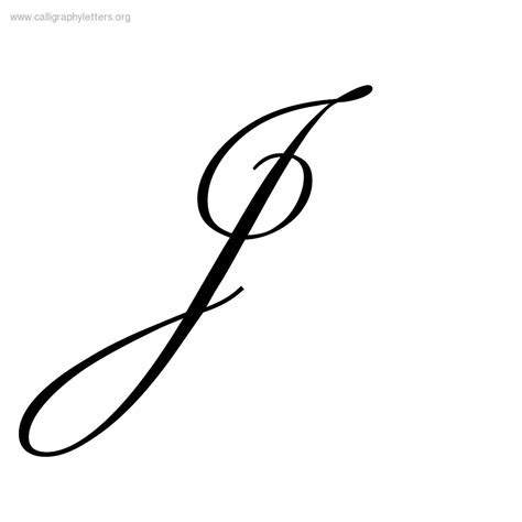 cursive j tattoo designs gallery for gt fancy letter j fancy
