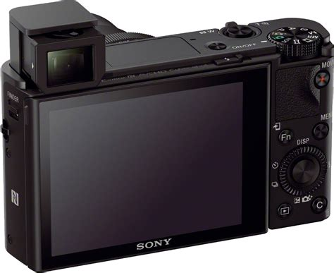 Sony Rx100 Rx 100 3 Iii Sony Rx100 Iii Review Tech Info