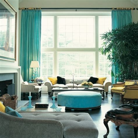 yellow and turquoise page 63 inspirational home designing and interior