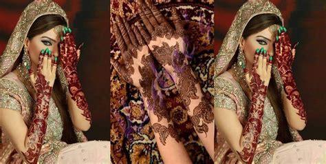 Latest and Unique Henna Designs 2015