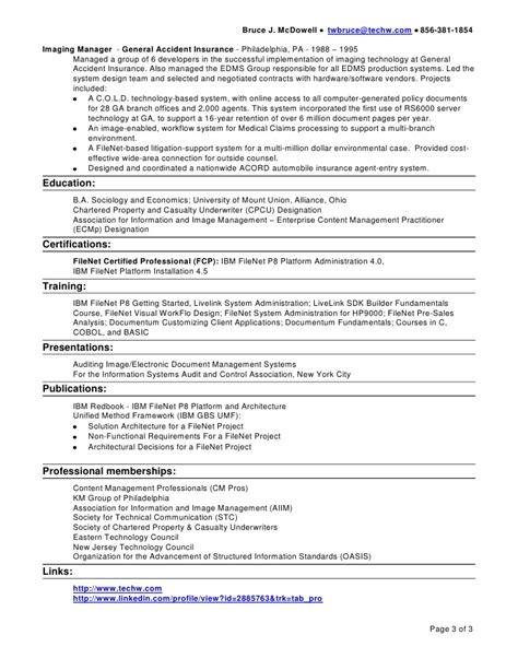 Casualty Underwriter Resume by Casualty Underwriter Resume