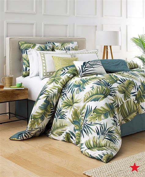 Tropical Bed Comforter Sets 17 Best Ideas About Tropical Bedding On
