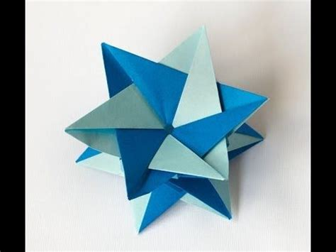 How To Make An Origami Of David - 279 best images about kusudama and origami on