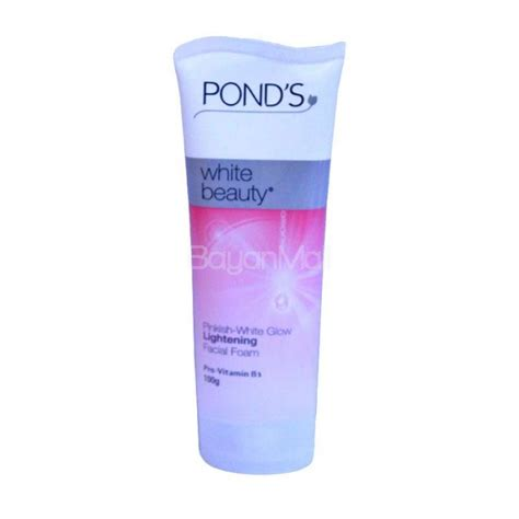 Ponds White pond s white pinkish white glow lightening 100g