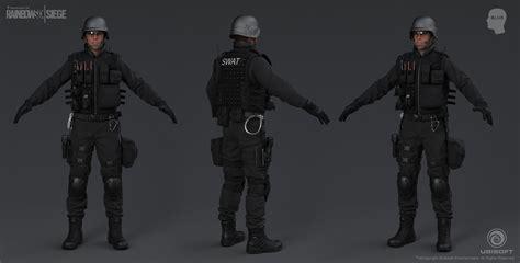 s w a t siege rainbow six siege cinematic swat character