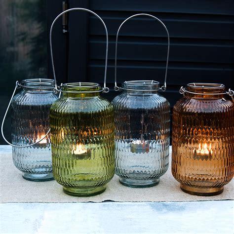 royal blue tea light holders pale blue honeycomb tea light holder rex london at
