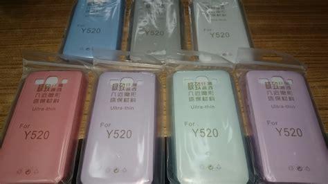 Handphone Huawei Y520 jual soft ultra thin i century huawei y520