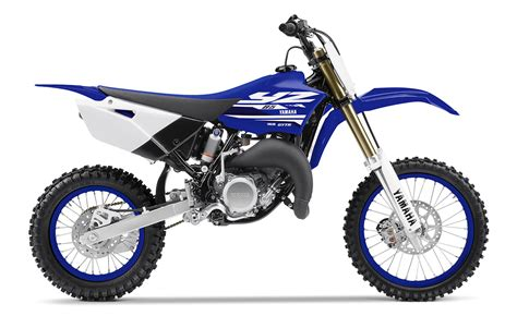Yamaha New Yz 85cc look 2018 yamaha yz models motocross feature