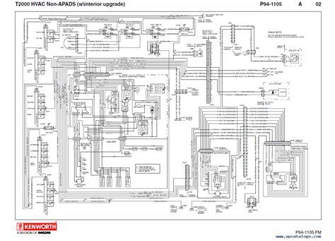 kenworth t800 ac wiring wiring diagram manual