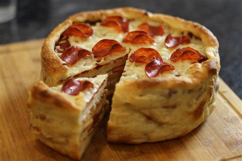 pizza cake images 7 sinfully delicious junk food world of buzz