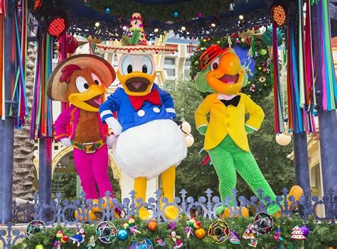 new festival of holidays at california adventure my