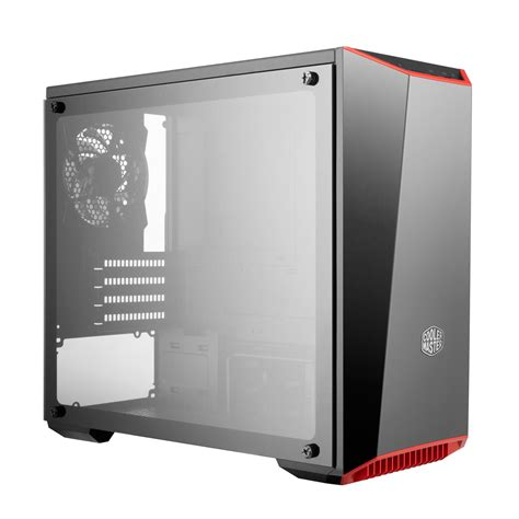 Cool Master Masterbox Lite 3 1 cooler master masterbox lite 3 1 tg bo 238 tier pc cooler
