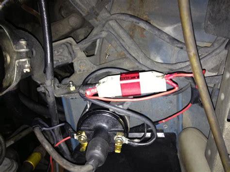pertronix ignition ballast resistor coils bosch vs pertronix peachparts mercedes shopforum