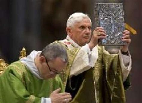 pope benedict decries anti christian violence in iraq and