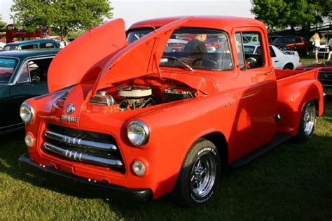 1956 Dodge Truck by Modified 1956 Dodge Truck Rod