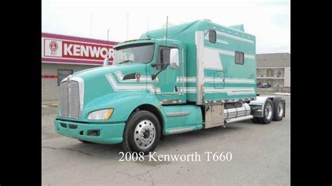 Ari Sleepers For Sale by Kenworth Trucks For Sale 2008 T660 132 Quot Ari Sleeper