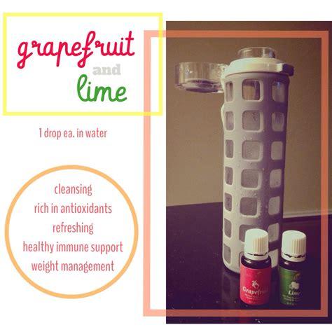 Essential Grapefruit Detox by Grapefruit And Lime Essential Oils Essential Oils Info