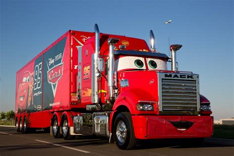 Disney Pixar Cars Truck Tour Like Touring