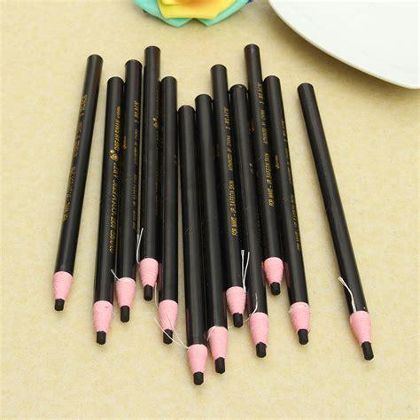 Eyeliner Eyebrow Pencil 12pcs eyebrow pencil eyeliner set waterproof eye makeup