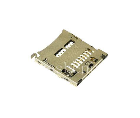 Slot Memory Card Blackberry Ranura Para Tarjeta De Memoria Memory Card Slot T9 Para